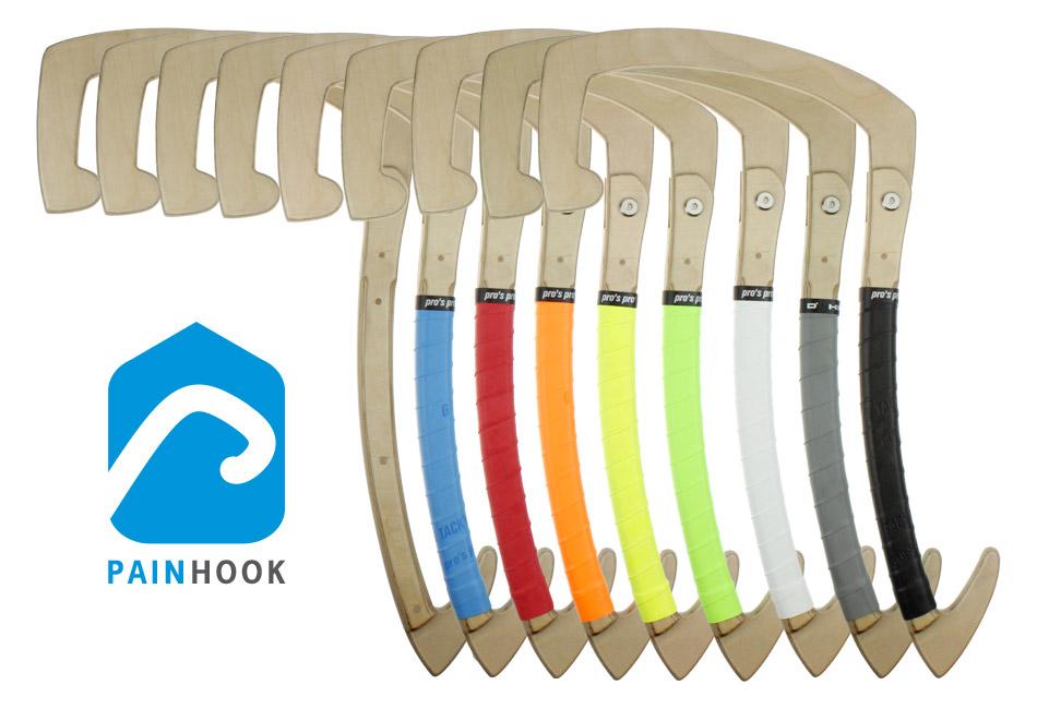 Kipukoukku PRO Basic colors
